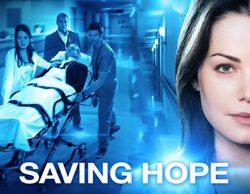'Saving Hope', renovada por una cuarta temporada