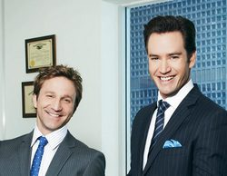 TNT cancela 'Franklin & Bash' tras cuatro temporadas