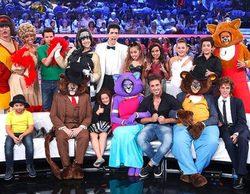 Antena 3 emite la gran final de 'Tu cara me suena Mini' el próximo 20 de noviembre con la vuelta de Bustamante