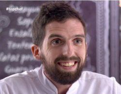 Carlos es el noveno expulsado de la segunda edición de 'Top Chef'