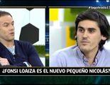 Tensión en 'La goleada' de 13tv con el supuesto portavoz de Podemos Deporte y sus polémicas declaraciones