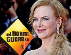 'El hormiguero' vuelve a viajar a Londres para entrevistar a Nicole Kidman