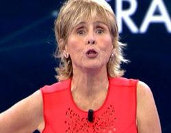 """Mercedes Milá sobre """"#TimoGH15"""": A los que se enfadan, que no se enfaden y que consideren que 'Gran Hermano' es su programa"""
