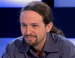 Ana Pastor entrevista este domingo a Pablo Iglesias en 'El objetivo'