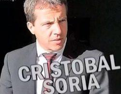 Cristóbal Soria planta a 'La goleada' y ficha por 'El Chiringuito de jugones'
