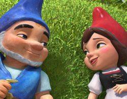 """""""Gnomeo y Julieta"""" logra un excelente 3,8% en el prime time de Disney Channel, lo tercero más visto del día en TDT"""