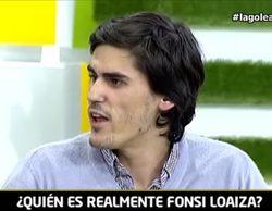 """Fonsi Loaiza, tras su polémica en """"El larguero"""" y 'La goleada': """"Me limité a tirar balones fuera como buenamente pude"""""""