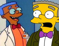 """Matt Groening, creador de 'Los Simpson', afirma: """"Smithers era negro (en su primera aparición) por error"""""""