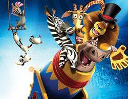 """Cuatro programa este sábado el """"Día de Madagascar"""" y lo culmina con el estreno de """"Madagascar 3"""""""