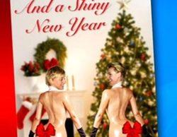 Ellen DeGeneres hace una tarjeta navideña con un fotomontaje del desnudo de Kim Kardashian
