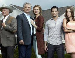Los productores de la cancelada 'Dallas' no encuentran cadena para emitir la cuarta temporada
