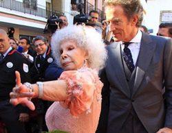 "Jorge Javier Vázquez: ""Se fue la Duquesa de Alba, va a ser difícil sustituirla... """