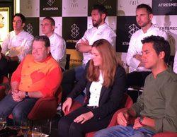 """Alberto Chicote: """"A las seis semanas en 'Top Chef' ya distinguíamos todos los platos porque cuentan mucho de ellos"""""""