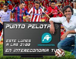 'Punto pelota' regresa a Intereconomía el lunes 24 de noviembre con Alonso Caparrós