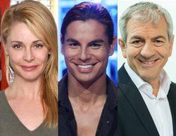 Belén Rueda, Julio José Iglesias y Carlos Sobera visitan 'Los viernes al show' en Antena 3