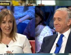 Tania Sánchez denuncia a Eduardo Inda por acusarla de amañar un concurso público de 500.000 euros