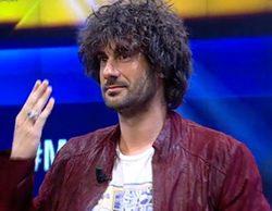"""Melendi sorprende y aparece en 'El hormiguero' con el pelo """"afro"""""""