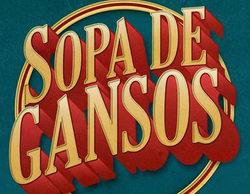 Dani Rovira, Joaquín Reyes y Leo Bassi, los primeros invitados de 'Sopa de gansos' con Dani Martínez y Florentino Fernández