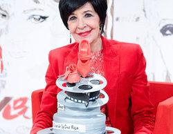 Concha Velasco celebra su 75 cumpleaños este sábado en 'Cine de barrio'