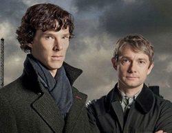Neox estrena este lunes la tercera temporada de 'Sherlock'