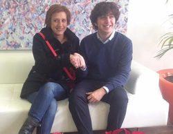 Teresa Romero y el Pequeño Nicolás protagonizan la foto del año, juntos en 'Un tiempo nuevo'