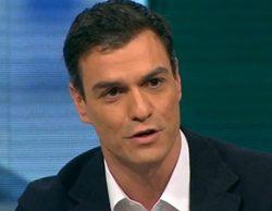 """Pedro Sánchez en 'laSexta noche': """"Veo bastante oportunismo ideológico en Podemos"""""""