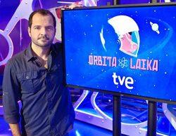 La 2 estrena este domingo 'Órbita Laika', el nuevo programa de Ángel Martín