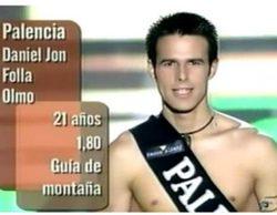 Daniel Folla, de Míster Palencia a desnudarse en 'Adán y Eva'