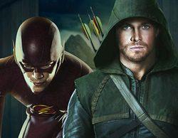 'The Flash' sube con la primera parte del crossover con 'Arrow'