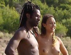 'Hable con ellas' entrevistará en plató a dos concursantes de 'Adan y Eva' totalmente desnudos