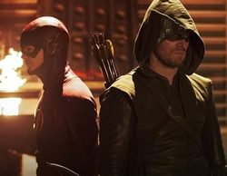 Máximo histórico de 'Arrow' con la segunda parte del crossover con 'The Flash'
