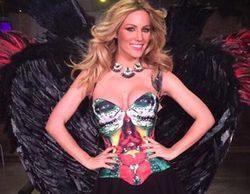 Las chicas de 'Todo va bien' se vistieron como ángeles de Victoria's Secret para celebrar los 100 programas