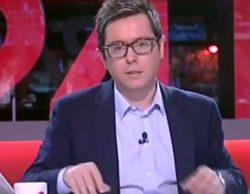 """Críticas a Sergio Martín por su pregunta a Pablo Iglesias: """"Los etarras han salido de la cárcel, estará de enhorabuena, ¿no?"""""""