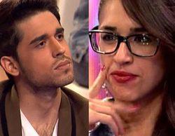 Lucía ('Gran hermano 15') amenaza con demandar a Miguel Frigenti en 'Salvame Deluxe': 'Nos veremos en un juzgado'