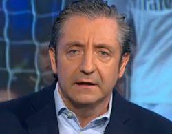 """Josep Pedrerol: """"En 'Jugones' estuve ocho meses perdiendo el tiempo"""""""