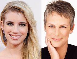 Emma Roberts y Jamie Lee Curtis fichan por 'Scream Queens', la nueva serie de Fox