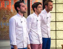 Marc, Fran y David se enfrentan este miércoles en la semifinal de 'Top Chef'