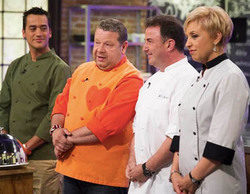La semifinal de 'Top Chef' (17,5%) registra su segunda mejor marca de la temporada
