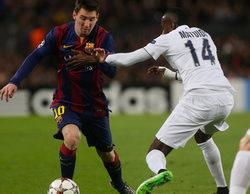 El resumen del partido entre el Barcelona y el Paris St.Germain en Teledeporte (2,8%), entre lo más visto