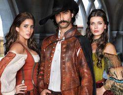 Así será la historia y los personajes de  'Las aventuras del capitán Alatriste', que llega próximamente a Telecinco