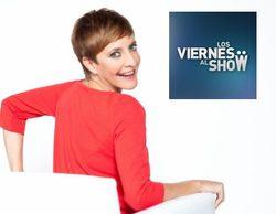 Eva Hache se estrena este viernes como nueva colaboradora de 'Los viernes al show'