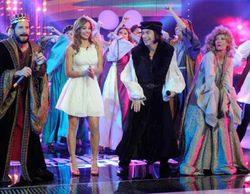 'Los viernes al show' (9,5%) no remonta a pesar de la incorporación de Eva Hache y la visita de Michelle Jenner