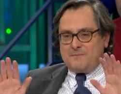 """Marhuenda ('laSexta noche'): """"Si en España uno tiene 15.000 euros de renta le ponen en el umbral de la pobreza"""""""