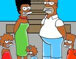 'Los Simpson' denuncian la impunidad hacia los asesinatos de personas negras a manos de policías