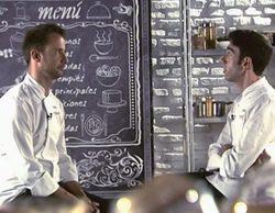 Marc y David luchan este miércoles por conseguir el título de 'Top Chef'