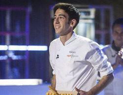 'Top Chef' marca máximo (21,3%), con más de 3,3 millones, en la final de su segunda temporada