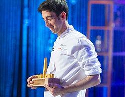 David García Cantero, ganador de la segunda temporada de 'Top Chef'