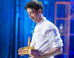 """David García, ganador de 'Top Chef': """"Sin mi madre y mi abuela no estaría aquí"""""""