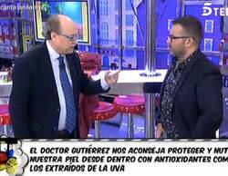 La CNMC abre un expediente sancionador a Mediaset por la emisión de un microespacio de salud en 'Sálvame'