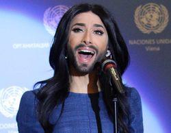 Conchita Wurst copresentará Eurovisión 2015, conducido sólo por mujeres por primera en la historia del Festival